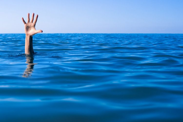 That new manager isn't waving, she's drowning!